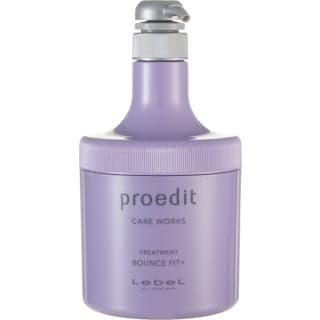 Lebel Proedit Home Charge Hair Mask Treatment Bounce Fit Plus, 600 ml в starcos.ru